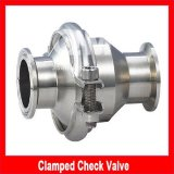 Non Return Valve, Tc Clamp, Manual, Stainless Steel Check Valve Ss304, Ss316L