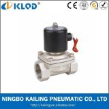 AC220V Gas Solenoid Valve for ISO9001