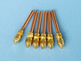 Copper Made Access Valve for Refrigeration