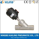 Welding Connection Angle Valve Specification Kljzf-25W