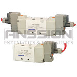 5 Port Solenoid Valve (SYJ Series)