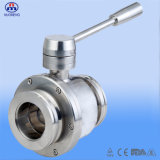 Stainless Steel Vacuum Ball Valve