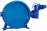 Big Electric Actuator Butterfly Valve