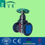 ANSI Class125 Cast Iron Bronze Seal Globe Valve