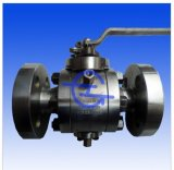 Professional Manufacture Three Piece Forged Floating Ball Valve