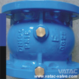 RF Flange Ends Cast Iron Non Slam Check Valve