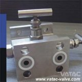 High Pressure Stainless Steel Manifold Valve From Wenzhou