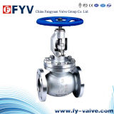 ANSI Flanged Stainless Steel Globe Valve with Manual Operation