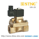 Uh Series 2/2 Way High Pressure Solenoid Valve