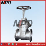DIN Flanged Forged Steel Gate Valve