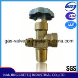 QF-6 Brass Oxygen Cylinder Valve in China