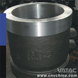 Cast Steel Wcb Axial Check Valve
