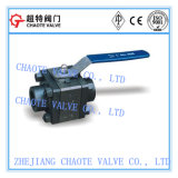 800lb 3-PC Forged Steel Ball Valve (Q11F)