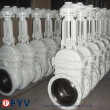 API Stainless Steel/Carbon Steel Flanged Ends Gate Valve (Z41H)