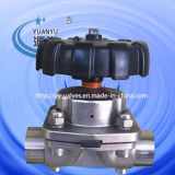 Sanitary Welded Diaphragm Valve