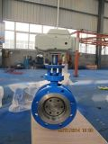 Flange Type Electric Butterfly Valve