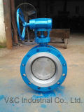 Stainless Steel Wafer Butterfly Valve of Manual Operation