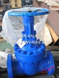 High Pressure Gate Valve of Straight Through Type