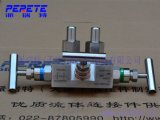 Stainless Steel 304 High Pressure Needle Valve Group
