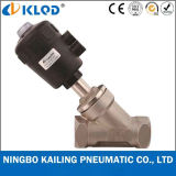 Half Inch Stainless Steel Flow Control Valve (KLJZF-15)