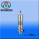 Stainless Steel Welded Safety Valve (DIN-No. RA1002)