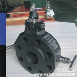 Dbb Forged Stainless Steel Monoflange Valve