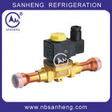 High Quality Sh Series Solenoid Valve with High Pressure