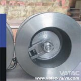 Spring Loaded Wcb/Lcb Swing Wafer Check Valve