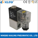 Mini Size Direct Acting Control Solenoid Valve with Aluminum Material