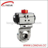 Stainless Steel Welded Butterfly Valve