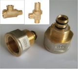 High Quality Brass Ball Valve (ATC-306)