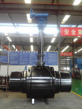 Large-Caliber Forged Steel Fully Welded Ball Valve