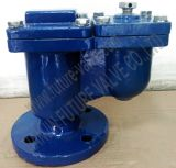 Cast Iron or Di Double Orifice Air Release Valves Factory