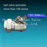 Stainless Steel 2PC Union Ball Valve