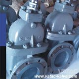 Flanged Ends Cl150/300/600 Marine Gate Valve