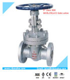 API600 Low Price Flanged Valve Gate for Oil & Water (300#)