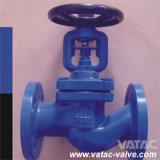 BV Approved Manual Bellow Globe Valve