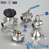 Stainless Steel Sanitary Valves (SV)