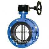 Cast Steel Wafer Butterfly Valve