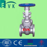 API6d Carbon Steel Rising Stem Gate Valve with Class600