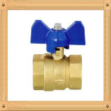 Mini Brass Gas Valve