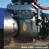 High Pressure Flanged Ends Dbb Plug Valve