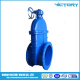 Cast Iron Low Pressure Flanged Gate Valve