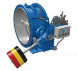 Automatic Pressure Maintaining Hydraulic Control Butterfly Valve