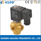 Brass Material Direct Acting 3-Way Water Valve Vx33