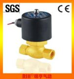 Sntc Type2 Way Water Brass Normally Closed Solenoid Valve (US-15)