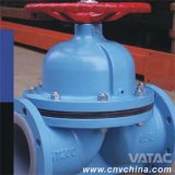 Handle Cast Iron Weir Type Diaphragm Valve