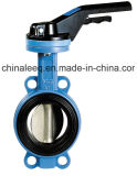 Pinless Wafer and Lug Type Butterfly Valve
