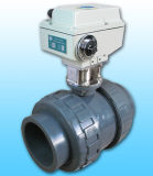 2 Way Plastic Ball Valve (KLD400)