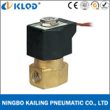 Direct Acting Brass Electrical Control Valve Ab31